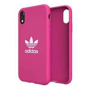 2976ac430c アディダス 33320 iPhone XR用 Moulded case(shock pink)adidas[33320]【