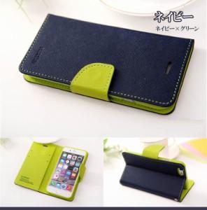 3e33ccfc2f レザーケース MERCURY iPhone6/6s 手帳型ケース かわいい ストラップホール付、カードポケット付、マグネットタイプ