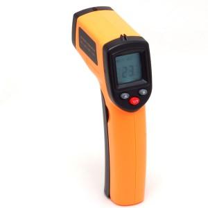 非接触 赤外線温度計 IR デジタルサーモ 測定形外