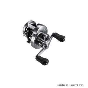 シマノ 20 カルカッタ コンクエストDC 101HG LEFT /ベイトリール レフト 左巻き ハイギア 【釣具 釣り具】