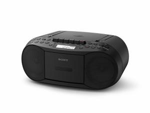 SONY CDラジオカセットレコーダー  CFD-S70-B