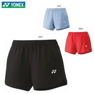 【大特価】YONEX 25030 ウィメンズショートパンツ バドミントン・テニスウェア(レディース) ヨネックス【メール便可/日本バドミントン協