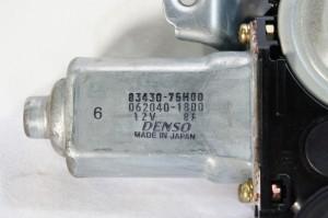 スズキ HE21S ラパン 右フロントドアレギュレーター モーター付【中古】SUZUKI ALTO Lapin