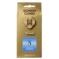 ガーネッシュ GONESH ナンバー インセンス コーン No.8 (スプリング ミスト) 25ヶ入 アロマ GONESH CONES NO.8 (SPRING MIST)