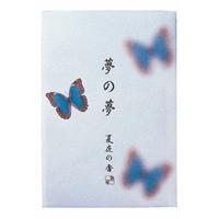 日本香堂 NIPPONKODO 夢の夢 夏夜の香(なつよ) お香 スティック 12本 アロマ