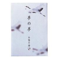 日本香堂 NIPPONKODO 夢の夢 冬響の香(ふゆひびき) お香 スティック 12本 アロマ