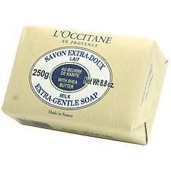ロクシタン L OCCITANE シアソープ ミルク 250g 化粧品 コスメ SAVON SOAP MILK SHEA BUTTER