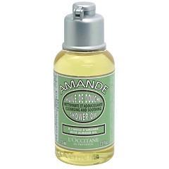 ロクシタン L OCCITANE アーモンド モイスチャライジングシャワーオイル 75ml 化粧品 コスメ AMANDE SHOWER OIL