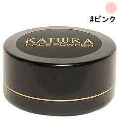 KATWRA カツウラ フェイスパウダー #ピンク 40g 化粧品 コスメ