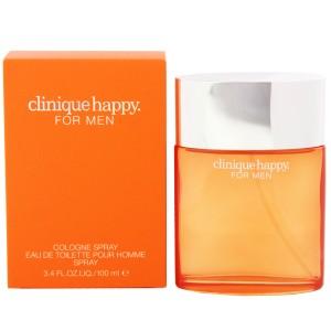 【あす着】クリニーク CLINIQUE ハッピー フォーメン EDT・SP 100ml 香水 フレグランス HAPPY FOR MEN