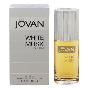 JOVAN ジョーバン ホワイトムスク フォーメン EDC・SP 88ml 香水 フレグランス JOVAN WHITE MUSK FOR MEN COLOGNE