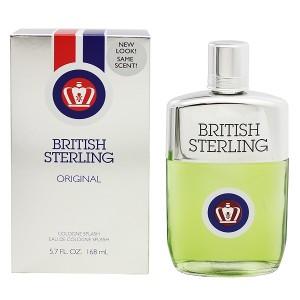 ダナ DANA ブリティッシュ スターリング EDC・BT 168ml 香水 フレグランス BRITISH STERLING EXCLUSIVELY COLOGNE