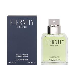 【あす着】カルバンクライン CALVIN KLEIN エタニティ フォーメン EDT・SP 100ml 香水 フレグランス ETERNITY FOR MEN
