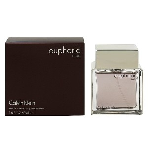 カルバンクライン CALVIN KLEIN ユーフォリア メン EDT・SP 50ml 香水 フレグランス EUPHORIA MEN
