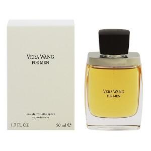 VERA WANG ヴェラ ウォン フォーメン EDT・SP 50ml 香水 フレグランス VERA WANG FOR MEN
