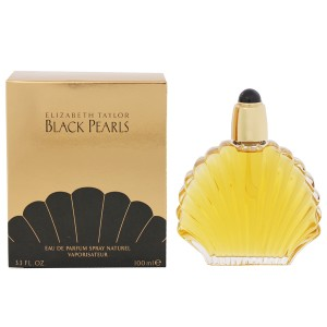【あす着】エリザベステイラー ELIZABETH TAYLOR ブラックパール EDP・SP 100ml 香水 フレグランス BLACK PEARLS