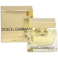 ドルチェ&ガッバーナ DOLCE&GABBANA ジ ワン EDP・SP 30ml 香水 フレグランス THE ONE