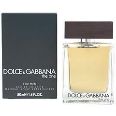ドルチェ&ガッバーナ DOLCE&GABBANA ジ ワン フォーメン EDT・SP 50ml 香水 フレグランス THE ONE FOR MEN