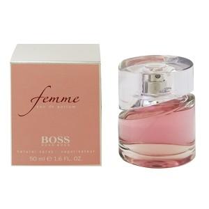【あす着】ヒューゴボス HUGO BOSS ボス ファム EDP・SP 50ml 香水 フレグランス BOSS FEMME