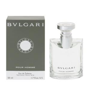 BVLGARI ブルガリ プールオム EDT・SP 50ml 香水 フレグランス BVLGARI POUR HOMME