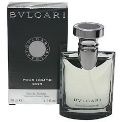 BVLGARI ブルガリ プールオム ソワール EDT・SP 50ml 香水 フレグランス BVLGARI POUR HOMME SOIR