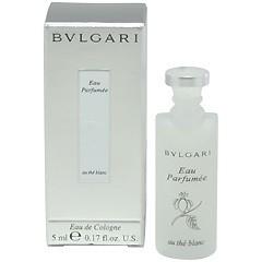 ブルガリ BVLGARI オ パフメ オーテブラン ミニ香水 EDC・BT 5ml 香水 フレグランス EAU PARFUMEE AU THE BLANC
