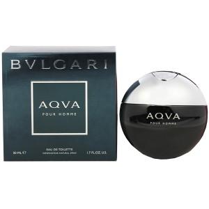 【あす着】ブルガリ BVLGARI アクア プールオム EDT・SP 50ml 香水 フレグランス AQVA POUR HOMME