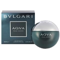 【あす着】ブルガリ BVLGARI アクア プールオム EDT・SP 100ml 香水 フレグランス AQVA POUR HOMME