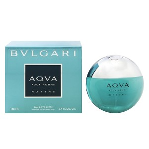 ブルガリ BVLGARI アクア プールオム マリン EDT・SP 100ml 香水 フレグランス AQVA POUR HOMME MARINE