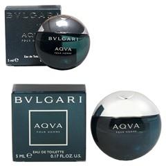 ブルガリ BVLGARI アクア プールオム ミニ香水 EDT・BT 5ml 香水 フレグランス AQVA POUR HOMME