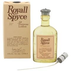 ROYALL ロイヤル スパイス EDC・SP 120ml 香水 フレグランス ROYALL SPYCE ALL PURPOSE LOTION BODY COLOGNE