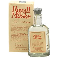ROYALL ロイヤル ムスク EDC・SP 120ml 香水 フレグランス ROYALL MUSKE ALL PURPOSE LOTION BODY COLOGNE