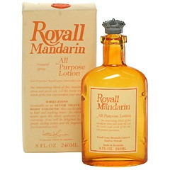 ROYALL ロイヤル マンダリン EDC・BT 240ml 香水 フレグランス ROYALL MANDARIN ALL PURPOSE LOTION BODY COLOGNE