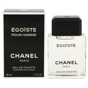 シャネル CHANEL エゴイスト EDT・SP 50ml 香水 フレグランス EGOISTE POUR HOMME