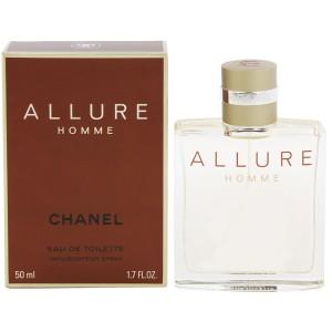 【あす着】シャネル CHANEL アリュール オム EDT・SP 50ml 香水 フレグランス ALLURE HOMME