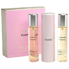 送料無料 シャネル CHANEL チャンス ツイスト (セット) 20ml×3 香水 フレグランス
