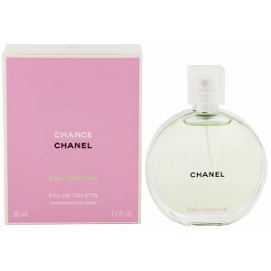 送料無料 シャネル CHANEL チャンス オー フレッシュ EDT・SP 50ml 香水 フレグランス CHANCE EAU FRAICHE