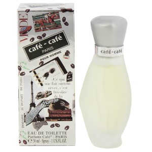 CAFE CAFE カフェカフェ プールオム EDT・SP 30ml 香水 フレグランス CAFE CAFE POUR HOMME