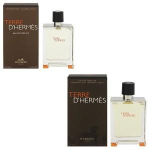 送料無料 HERMES テール ドゥ エルメス EDT・SP 100ml 香水 フレグランス TERRE D HERMES