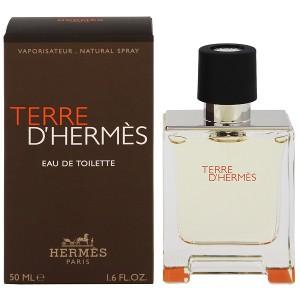 【あす着】HERMES テール ドゥ エルメス EDT・SP 50ml 香水 フレグランス TERRE D HERMES