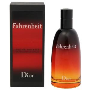 クリスチャン ディオール CHRISTIAN DIOR ファーレンハイト EDT・SP 100ml 香水 フレグランス FAHRENHEIT FOR MEN