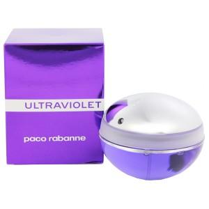 パコラバンヌ PACO RABANNE ウルトラバイオレット EDP・SP 80ml 香水 フレグランス ULTRAVIOLET