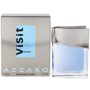 アザロ AZZARO ビジット EDT・SP 50ml 香水 フレグランス VISIT FOR MEN