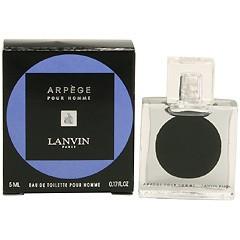 ランバン LANVIN アルページュ プールオム ミニ香水 EDT・BT 5ml 香水 フレグランス ARPEGE POUR HOMME