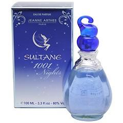 ジャンヌアルテス JEANNE ARTHES スルタン ナイト EDP・SP 100ml 香水 フレグランス SULTANE 1001 NIGHTS