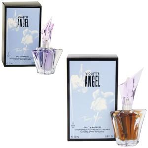 テュエリーミュグレー THIERRY MUGLER バイオレット エンジェル (レフィラブル) EDP・SP 25ml 香水 フレグランス
