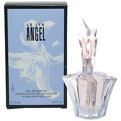 テュエリーミュグレー THIERRY MUGLER リリー エンジェル (レフィラブル) EDP・SP 25ml 香水 フレグランス LE LYS ANGEL REFILLABLE