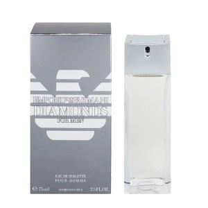 エンポリオ アルマーニ EMPORIO ARMANI ダイヤモンズ フォーメン EDT・SP 75ml 香水 フレグランス DIAMONDS FOR MEN
