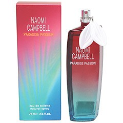ナオミ キャンベル NAOMI CHAMBEL パラダイス パッション EDT・SP 75ml 香水 フレグランス PARADISE PASSION