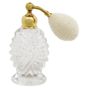 ヒロセ アトマイザー HIROSE ATOMIZER 卓上 アトマイザー ドイツ製 クリスタル 香水瓶 28171(クリスタルタクジョウ) 26ml